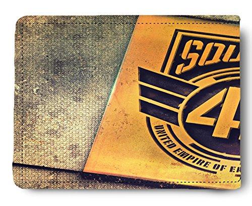 Sleep Nature's Squadron Printed Men's Wallet