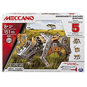Meccano Serengeti Safari