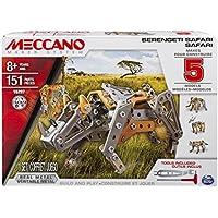 Meccano Serengeti Safari - Safari Multimodels 5 de septiembre Modelos