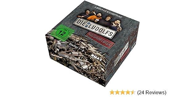 Die Ludolfs Gesamtbox Staffel 1 8 26 Dvds Amazonde Dvd Blu Ray