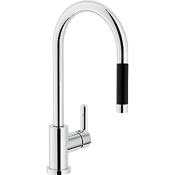 Nobili Rubinetterie Ab87137/1 Miscelatore Monocomando per lavello da ...