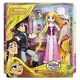 Hasbro Disney Rapunzel - Die Serie C1750EU4 - Rapunzel und Eugene, Puppen