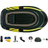 Bateau Gonflable ÉPaissie, Kayak Gonflable À Deux Personnes, Bateau De PêChe ÉPaississant RéSistant À L'Usure, Avec…