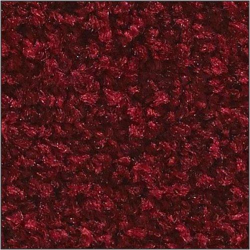 Andersen 105–141–3F2F Nylon Trigrip Matte mit SBR Rückseite aus Gummi, für Innen, Länge 3'x 2' Breite, Cranberry (Cranberry Labs)