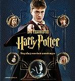 Los tesoros de Harry Potter: Fotografías y recuerdos de un mundo mágico