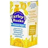 Farley's Rusks Reduced Sugar Original 9 Pack