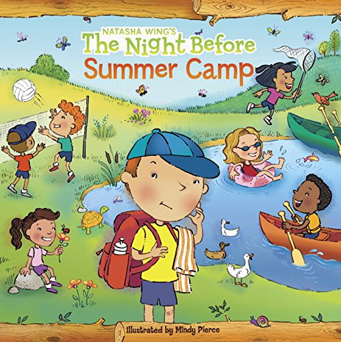 The Night Before Summer Camp (Reading Railroad Books)