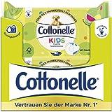 Cottonelle wilgotny papier toaletowy, dla dzieci – owocowy, świeży zapach, biodegradowalny, do ponownego zamknięcia, opakowan