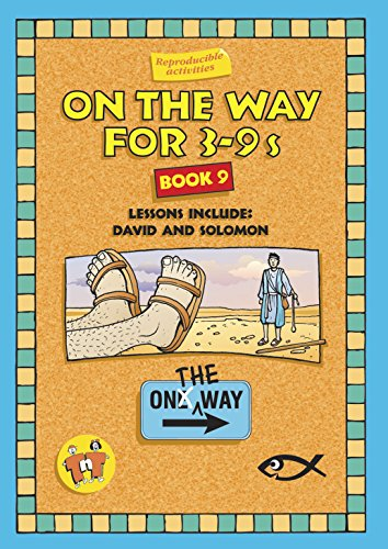 On the Way 3-9's - Book 9