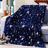 SearchI Mantas de Franela Mantas de Felpa para Camas Oficina Sofa 150 * 200cm