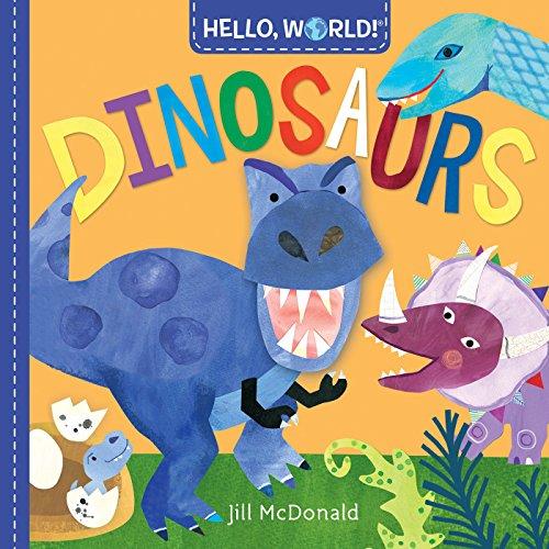 Hello, World! Dinosaurs (English Edition)