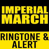 Imperial March Ringtone and Alert