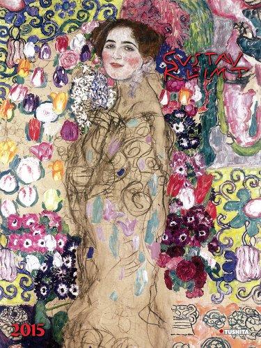 Gustav Klimt 2015 Decor Calendar: The Art Posters