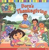 Dora's Thanksgiving (Dora the Explorer 8x8 (Quality))