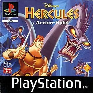 Hercules Action-Spiel – PS1 *