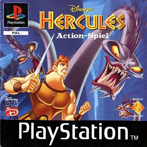 Hercules Action-Spiel - PS1 *