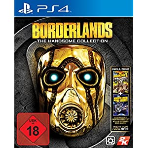 Borderlands: The Handsome Collection – [Playstation 4]