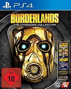 2K Games PS4 Borderlands: [Edizione: Germania]