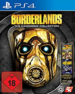 Borderlands: The Handsome Collection - [Playstation 4] (B00SHNABUG) | Amazon Products