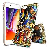 JKFO Coque iPhone 7 et iPhone 8 Case Housse Etui Shock-Absorption Bumper et Anti-Scratch Effacer Back Coque pour iPhone 7/8 (HD Clair KDAKDALGK00162)