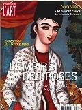 Dossier de l'Art N 258 - L'Empire des Roses Louvre Lens - Avril 2018