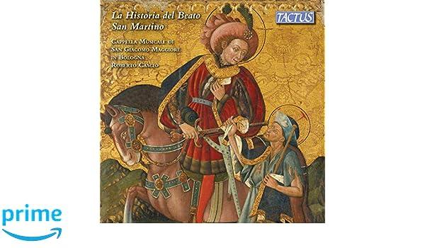 The History of Saint Martin, 1558 - Cappella Musicale di San Giacomo ...