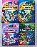 naund Figo® Pflaster 40 Kinderpflaster Mix (Geburtstag Adventskalender...