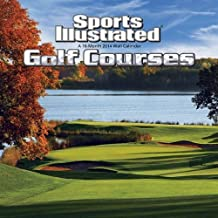 Sports Illustrated Golf Courses 2014 Calendar by Trends (2013-08-15)