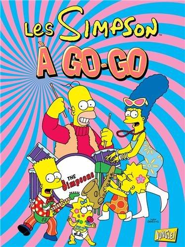 Les Simpson, Tome 23 : A go-go