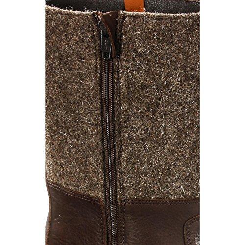 MEINDL chaussures de marche pour homme hiver Marron - Marron foncé