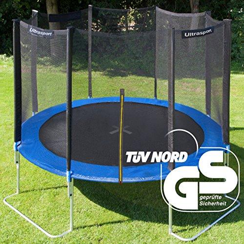 Zoom IMG-2 ultrasport trampolino da giardino jumper