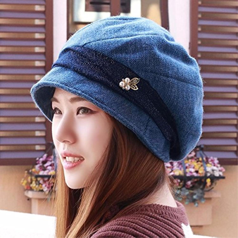 XINQING-MZ Hat hat a molla femmina Fisherman s hat Hat grafica bacino  sottile CAP abc92aaf59dc