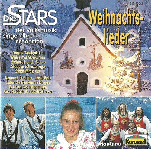 Die schönste Weihnachts-Musi incl. Medley (Compilation CD, 12 Tracks)