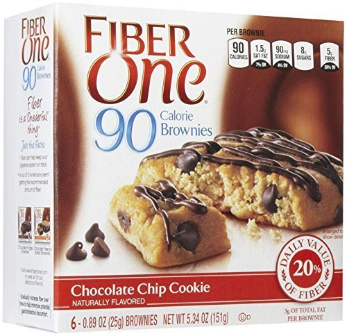 fiber-one-90-cal-brownie-chocolate-chip-cookie-534-ounce-by-fiber-one-snacks