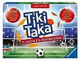 Ravensburger Italia 26791–Tiki Taka de fútbol Juegos de Mesa