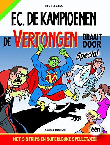 De Vertongen draait door-special par Hec Leemans
