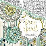 Kaisercraft Malbuch Free Spirit, Paper, Multicolour, 25 x 25 x 0.6 cm