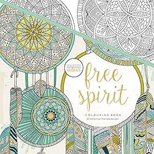Kaisercraft - Libro para colorear Free Spirits (CL502)