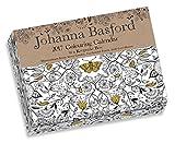 Johanna Basford Colouring 2017 Dayto Day (Calendario)