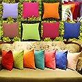 ILOVEDIY Kissenbezüge Kissenbezug Kissenhülle mit Reißverschluss - 14 Farben von Chuang Ting Jewelry Unternehmen auf Gartenmöbel von Du und Dein Garten