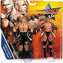 WWE Summerslam PPV Battle Pack Serie 2017 Acción Wrestling Figuras - BROCK LESNAR VS Randy Orton - The Beast VS THE VIPER