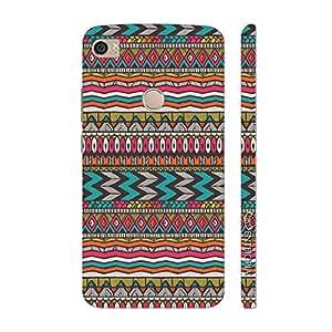 Enthopia Designer Hardshell Case Aztec 27 Back Cover for Xiaomi Mi Max