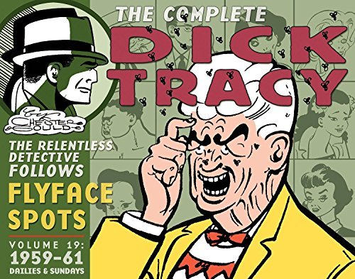 Complete Chester Gould's Dick Tracy Volume 19 (The Complete Dick Tracy: The Library of American Comics) por Chester Gould