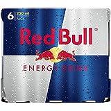 Red Bull Energy Drink (6x250ml) - Paquet de 2