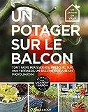 potager sur un balcon (Un) : 30 projets pas-à-pas pour cultiver ses fruits, légumes et herbes aromatiques, même sans jardin   Maguire, Kay. Auteur