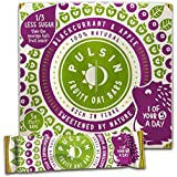 Pulsin Kids Apple and Blackcurrant Bars, 1.289 kg, 12 x 5 Pack