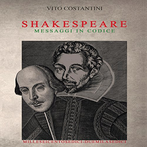 William Shakespeare: Messaggi in codice  Audiolibri