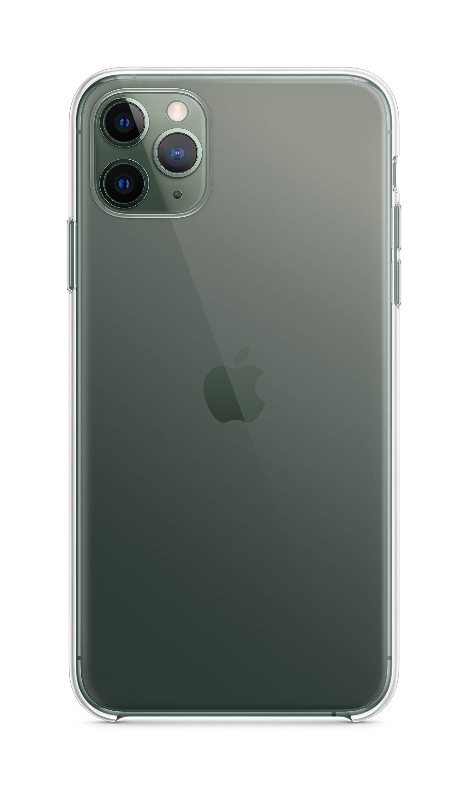 Apple Custodia Trasparente (per iPhone 11 Pro Max)