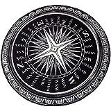 Teppich rund schwarz weiß  Suchergebnis auf Amazon.de für: Teppich Kompass - Nicht verfügbare ...