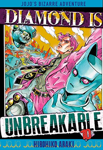 Jojo's - Diamond is unbreakable T10 par Hirohiko Araki